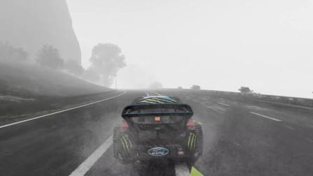 [琴爷]赛车计划2EP16: 四种极端天气下 街车爽快的竞速(画质超爽)