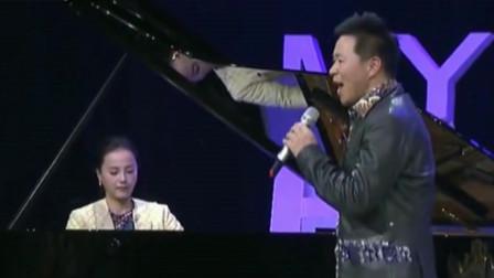 王宏伟、杨珊珊夫妻合作《在那遥远的地方》,简直天作之合,好听!相关的图片