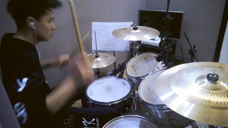 jimgs出品 光良-童话-我想和你唱 drums鼓covers
