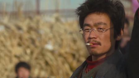王宝强演技巅峰,这抽烟气势一般人学不来