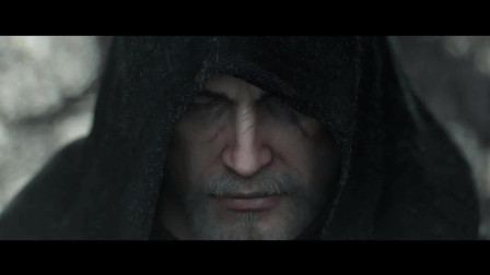 超清《巫师3》游戏cg,唯美4k级视频