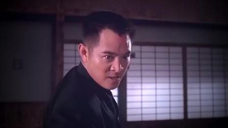 精武英雄:陈真对战日本武士藤田,打斗招招致命,看着真是太爽了