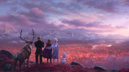 迪士尼巨献《冰雪奇缘2》全球首支先导预告片