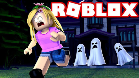 Roblox虚拟世界面面解说 第一季 面面解说Roblox迷你游戏大挑战!勇闯幽灵鬼屋获得冠军?