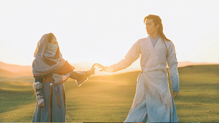 《东宫》定档2月14日,《初见》mv完整版抢先看