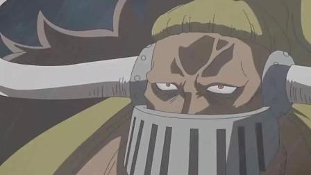 海贼王:为了救多佛朗明哥!杰克单挑藤虎和战国等老人物