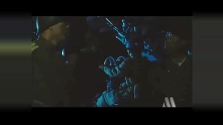 """抗美援朝经典影片欣赏(2):车队三号公路遭遇""""夜狼""""空袭"""