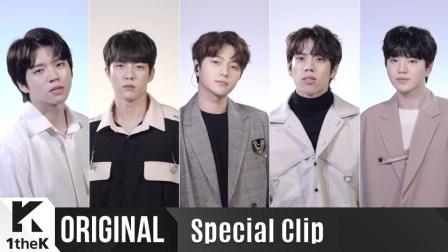 [Special Clip] INFINITE – CLOCK