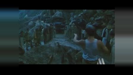 抗美援朝经典影片欣赏(3):老师傅施绝技雨过炸弹坑