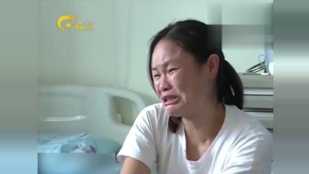 父女回家路上遇车祸,父亲当场身亡,司机远远的看着小女孩倒地无人救!