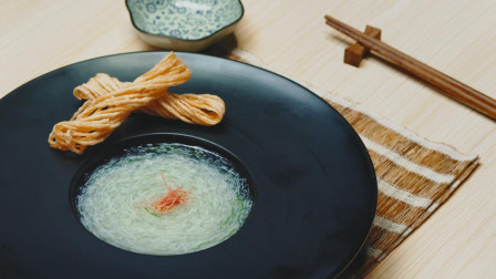 文思豆腐:来自寺院的素菜,一块豆腐切15000根