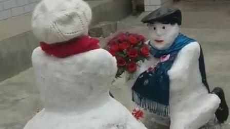 雪人的情人节