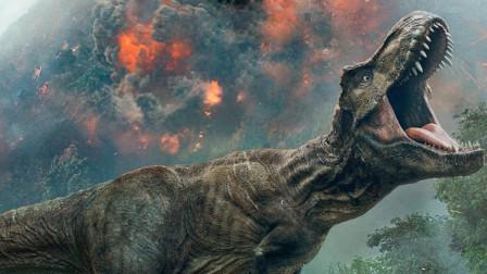 好莱坞电影《侏罗纪世界》:恐龙的逃亡!