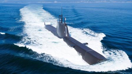 武器正能量 第一季 美国政论杂志称这几款潜艇有致命危险