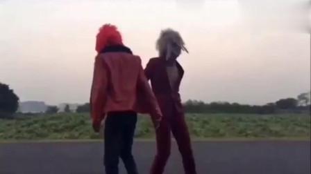 恶搞魔性舞蹈鬼畜 简直魔音灌耳!