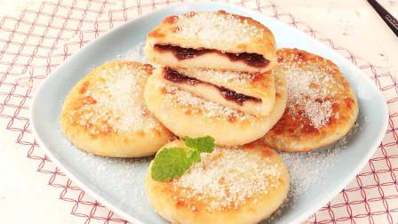 美食教科书!山药脆饼,唇齿之间甜脆可口,阵阵酥香,美味!