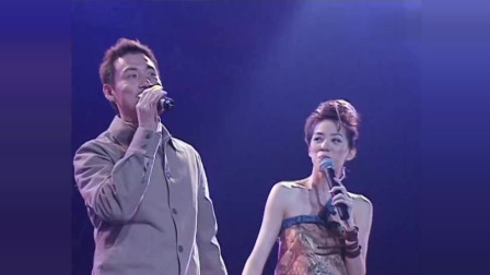 天王张学友携手天后梅艳芳, 献唱《IQ博士》, 好怀念啊!