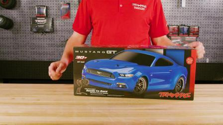 Traxxas Ford Mustang GT开箱