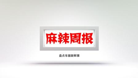 麻辣周报第九期-麻辣车事