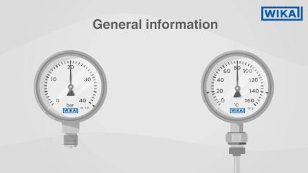 正确读取压力表和温度计   需要注意什么?(中文)
