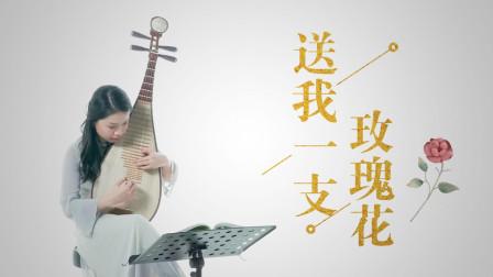 新爱琴从零开始学琵琶 第57课 四级曲目《送我一只玫瑰花》(三)