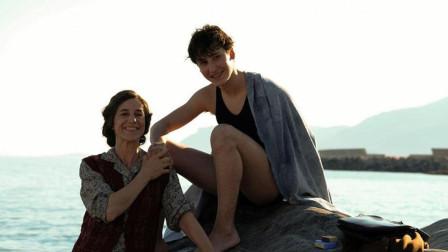 半夜讲电影:几分钟带你看完法国爱情电影《童年的许诺》