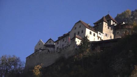 一个可以出租的国家,欧洲袖珍小国列支敦士登首都瓦杜兹