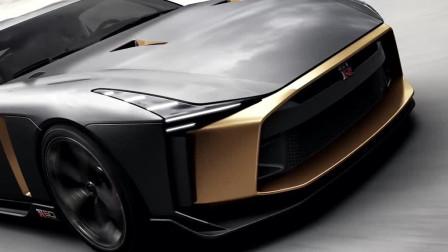 2019全新 日产 GT-R50