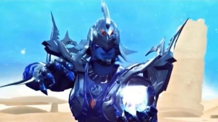 《超兽武装》鲸鲨王的超兽鲸鲨战神真够酷炫的