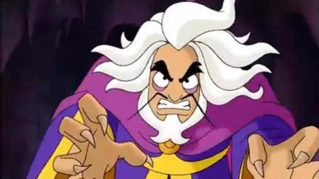 《魔笛奇遇记》大结局贾斯廷打败邪恶魔法师拯救世界