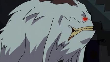 《成龙历险记》小玉闯入神秘莲花寺遭到怪物攻击反而帮怪物