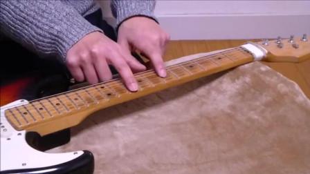 电吉他还能这么弹?哆啦A梦