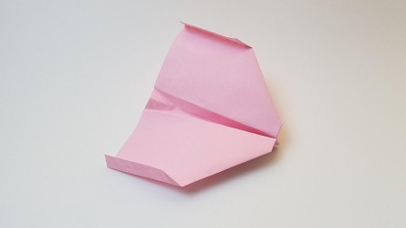 折纸王子世界记录纸飞机空中之王,简单好玩,小朋友很喜欢