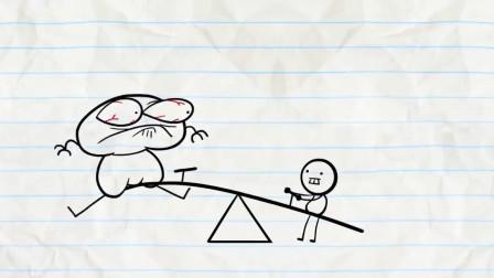 油管上播放上亿的爆笑铅笔动画-作死的铅小贱