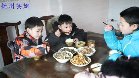 腌制的竹笋怎么做才好吃,教你简单易做的方法,好吃又营养,孩子们吃了还要吃!