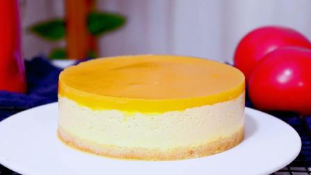 不用出门 自己在家轻松做慕斯蛋糕 好吃还简单