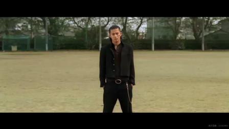 热血高校2:泷谷源治独当一面太霸气了,不愧是铃兰老大