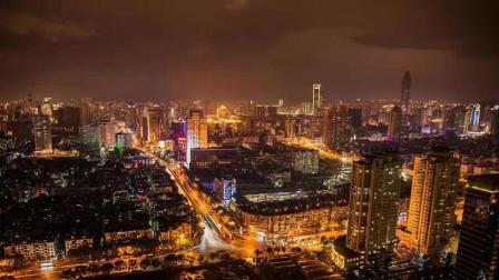 地图里看城市化,浙江省温州市城市化进程