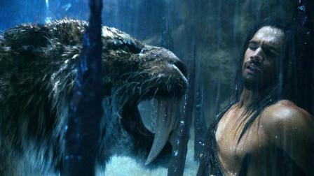 男子意外杀死一头猛犸象,当上部落首领,一万年前的社会太可怕!