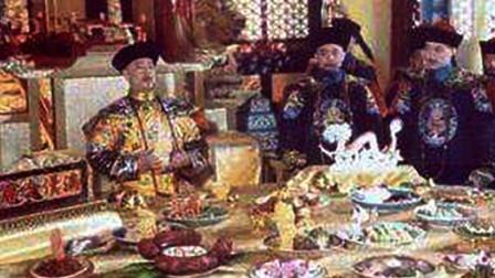 古代中国皇帝怎么过年?500道菜品还不带重样,乾隆更过分