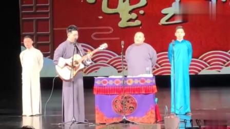 正月初五厦门三宝:冯照洋返场小唱《美酒加咖啡》,好好听!