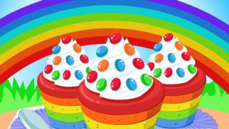彩虹蛋糕游戏