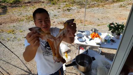 旅行第1053天:云南西双版纳边境一日游,买了根牛脚野炊