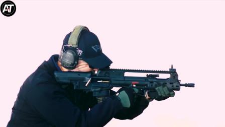 【肉山大魔王的射击之旅】HS公司VHS无托步枪