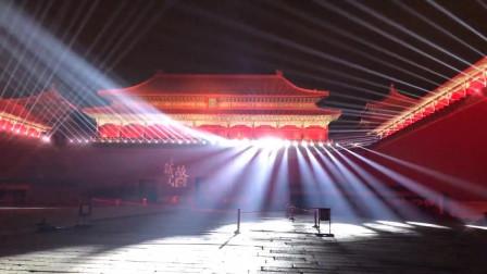 """美!故宫博物院建院94年来将首次举办""""灯会"""" 上万盏灯光点亮紫禁城"""