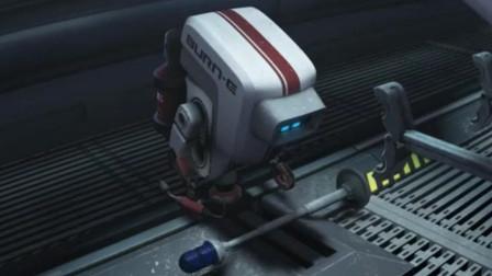 机器人总动员的番外篇,全程让你爆笑