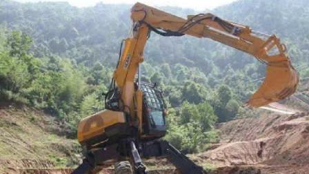 挖掘机哪家强?看完印度的挖掘机,网友:天壤之别!