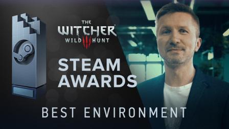 2018年度Steam最佳环境奖感谢视频