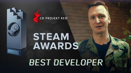 2018年度Steam最佳开发者奖感谢视频