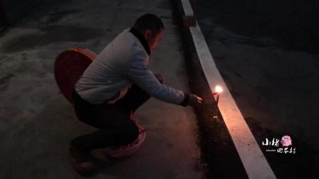 湖南株洲:元宵节家家户户点蜡烛放鞭炮,你家有这样的习俗吗?